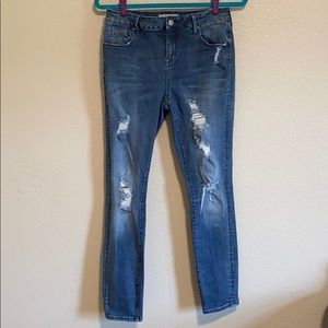 Pacsun Low-Rise Skinniest Jeans
